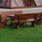Drewniane meble ogrodowe – jak o nie zadbać aby służyły latami?