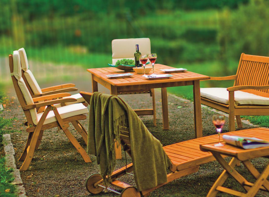 Meble Ogrodowe Drewniane Czym Pomalowac : Jak konserwować meble ogrodowe?