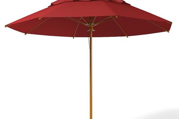 Parasol ogrodowy – ochrona i ozdoba