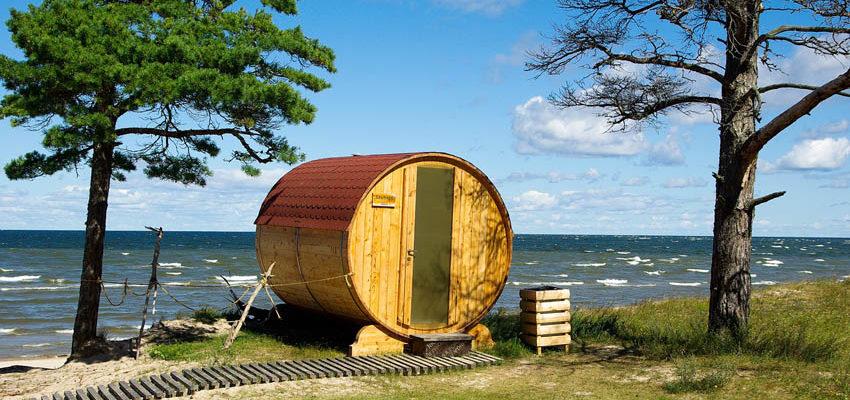 Sauna – źródło zdrowia w Twoim ogrodzie