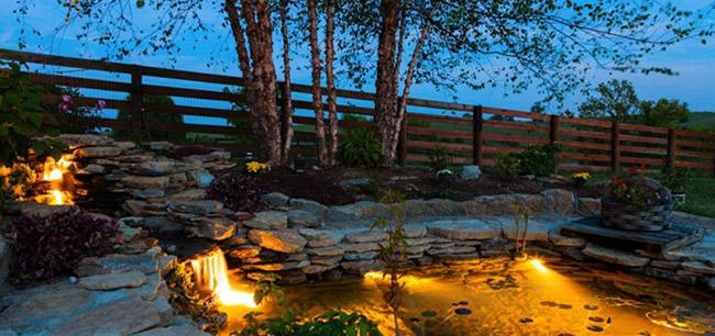 Oświetlenie, które dodadzą ekstrawagancji każdemu ogrodowi