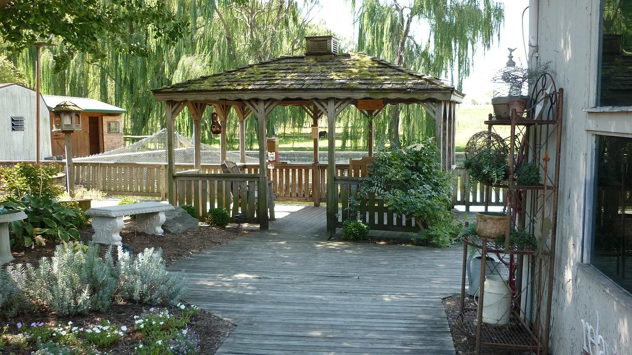 kącik-rekreacyjny-ogród