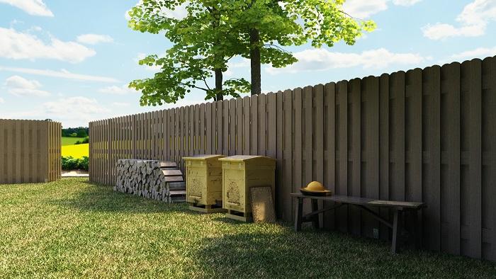Ogrodzenia drewniane – poznaj ich rodzaje